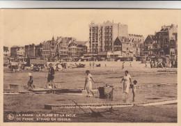 De Panne, La Panne Strand En Zeedijk (pk15069) - De Panne