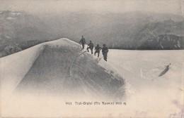 SWITZERLAND - Todi-Gipfel - Piz Rusein 3623m - GL Glaris