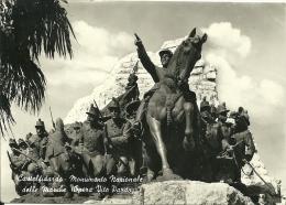 CASTELFIDARDO  ANCONA  Monumento Nazionale Della Marche  Opera Di Vito Pardo - Ancona