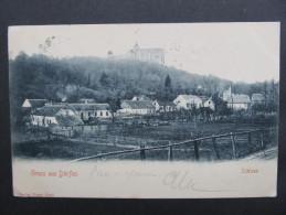 AK DÖRFLES ERNSTBRUNN B. Korneuburg 1900   // D*14509 - Korneuburg