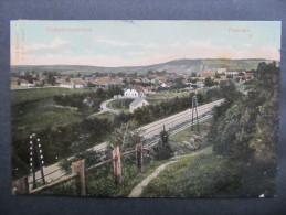 AK NIEDERKREUZSTETTEN Kreuzstetten B. Mistelbach 1907  // D*14510 - Mistelbach