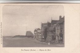 De Panne, La Panne, Digue De Mer, Station De Télégraphe (pk15091) - De Panne