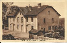 PUBLY. LES ECOLES - Lons Le Saunier