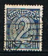 Allemagne, N° YT. TS. 27 Oblitéré. - Service