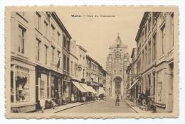 Carte Postale - WAVRE - Rue Du Commerce - CPA   // - Wavre