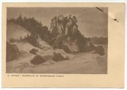 """1939, Val Di Cembra """"Castello Di Segonzano"""" (1494) Trento - Trento"""
