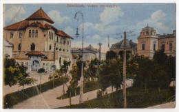 """Roumanie-- SLATINA - Vedere Din Centru  N°  3668 """"Galeria De Cadouri"""" Ad Maier & Stern - Roumanie"""