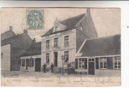 De Panne, La Panne, L'Hôtel De L'espérance (pk15125) - De Panne