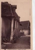 Thiviers.. Animée.. Maison Du XIIe - Thiviers