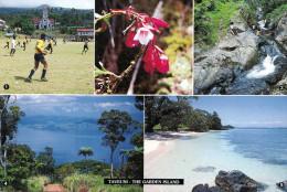 FIDSCHI TAVEUNI - The Garden Island - Figi