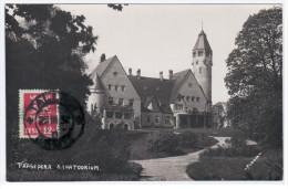 Estonia 1932, Taagepera Sanatoorium, Canceled In Tallinn - Estonie