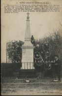 Saint Ange Et Torcay  Monument - France