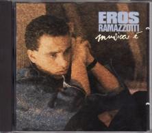EROS RAMAZZOTTI ¤ ALBUM MUSICA E ¤ 1 CD AUDIO 8 TITRES - Musique & Instruments