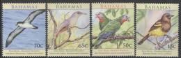 Bahamas 2009 Birds 4v MNH