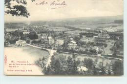 SPA - Panorama, Pris Du Point De Vue De La Carrière. - Spa