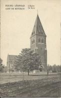 Bourg-Léopold  -  L´église ;  1925  Naar Hainaut - Leopoldsburg