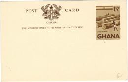 GHANA - Prepaid Post Card - Intero Postale - Entier Postal - Postal Stationery - New - Ghana (1957-...)