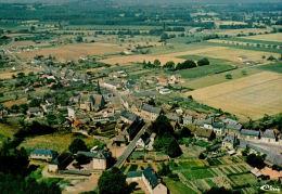 CPM LA CHAPELLE SAINT REMY  , Vue Aérienne - France