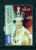 AUSTRALIA  -  2013  Coronation Anniversary  International Post  $2.60  Used As Scan - Oblitérés