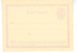 Briefkaart G 1  Ongebruikt - Entiers Postaux