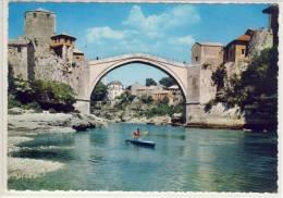 MOSTAR - Panorama 1966 - Bosnië En Herzegovina