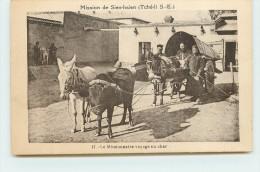 Mission De Sien-Hsien (Pekin) - Le Missionnaire Voyage En Char. - China