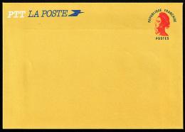 B-001G- Liberté De Gandon, Nouveau Type Sans Valeur, N° 2484A-E, Neuve. - Postal Stamped Stationery