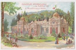 Torino 1911 - Ausstellungen
