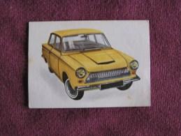 FORD CORTINA Chromo Auto 1964 Chocolat Jacques Eupen Automobile Trading Card Chromos Vignette - Jacques