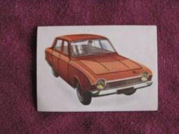 FORD CORSAIR  Chromo Auto 1964 Chocolat Jacques Eupen Automobile Trading Card Chromos Vignette - Jacques