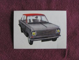 VAUXHALL VIVA  Chromo Auto 1964 Chocolat Jacques Eupen Automobile Trading Card Chromos Vignette - Jacques