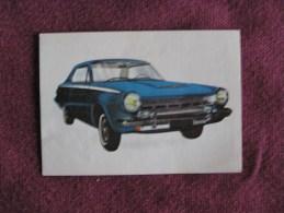 DODGE Chromo Auto 1964 Chocolat Jacques Eupen Automobile Trading Card Chromos Vignette - Jacques