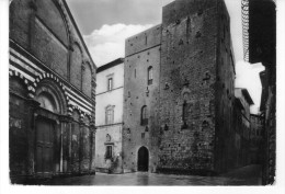 Volterra - Casa Torre Toscano E Chiesa S.Michele - Pisa