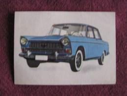 SEAT 1400  Chromo Auto 1964 Chocolat Jacques Eupen Automobile Trading Card Chromos Vignette - Jacques