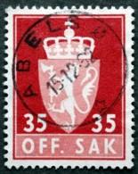 Norway  1959  Minr.72x  ( O) ÅRVOLL 30-5-1962  ( Lot L 315) - Service