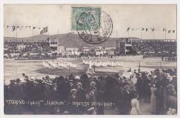 Inauguration Du Stade 1911 - Carte-photo Rare - Stadiums & Sporting Infrastructures