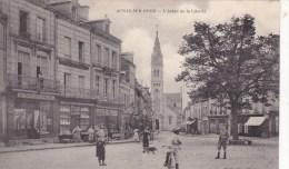AUNAY SUR ODON   L ARBRE DE LA LIBERTE - France