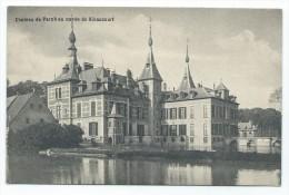Carte Postale - Château De PERCK Au Comte De Ribaucourt - Kasteel - CPA  // - Steenokkerzeel