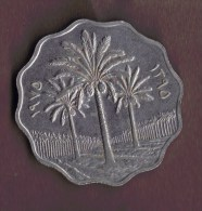 IRAQ 10 FILS 1975 KM# 126a - Irak