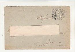 A2809 - 40 Cent. Michetti + 10 Cent. Leoni Su Lettera  VG  Zafferana Etnea-Torino 05/11/1923 - 1900-44 Vittorio Emanuele III