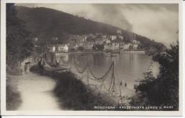 Moschiena Fotografica - Passeggiata Lungo Il Mare -1933  Mošćenička Croazia - Croatie