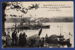 29 PLOUGASTEL-DAOULAS Pardon De St Jean De Plougastel, Le Petit Hâvre ; Canots - Animée - Plougastel-Daoulas