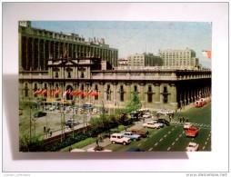 SANTIAGO DO CHILE 1970s Classic Automobiles Cars Car Postcard South America Z1 - Chile