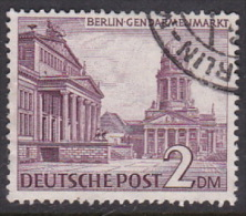 Germany Berlin 1949 Gendarmen Square Used - [5] Berlin