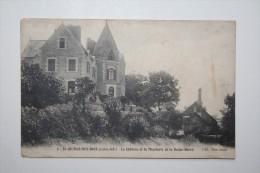 44 : Saint Gildas Des Bois - Le Château Et La Minoterie De La Roche Hervé - Francia