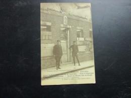Poperinge,Maison de Miracle, Oorlog 1914 - 1918
