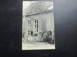 Poperinge, Huis Duhameeuw Bruggestraat, Oorlog 1914 - 1918