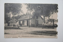 44 : Conquereuil Pierric - La Gare - France