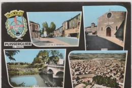 Hérault :  PUISSERGUIER  : Vues - Unclassified