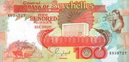 Seychelles 100 Rupees 1989 Pick 35 UNC - Seychellen